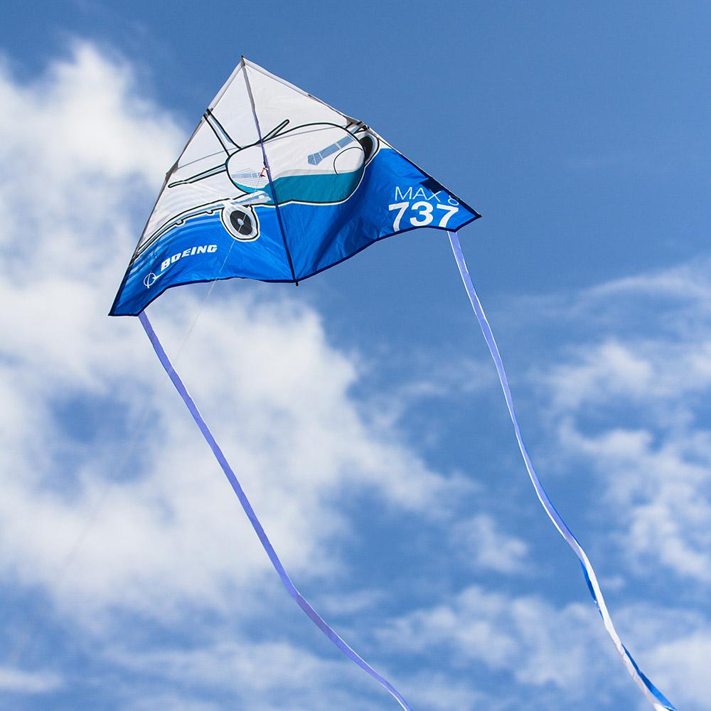 promo single line kite